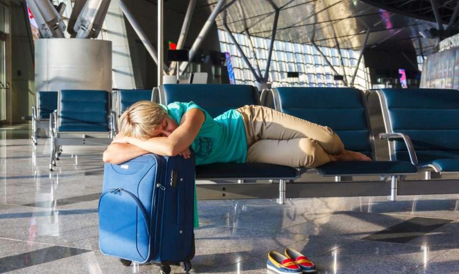Этого делать в аэропорту нельзя