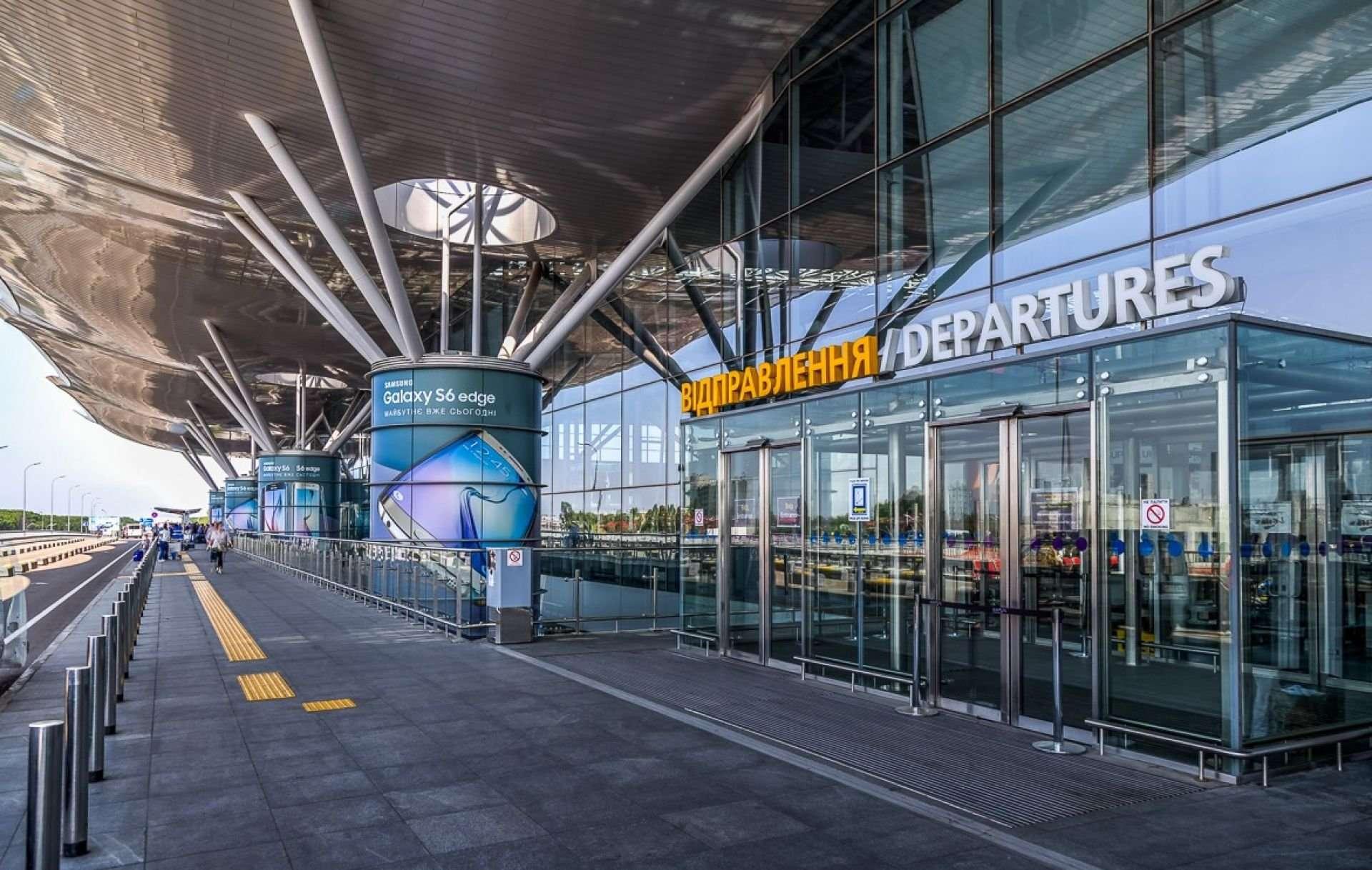 Возобновление трансфера в аэропорты Киева из Гомеля