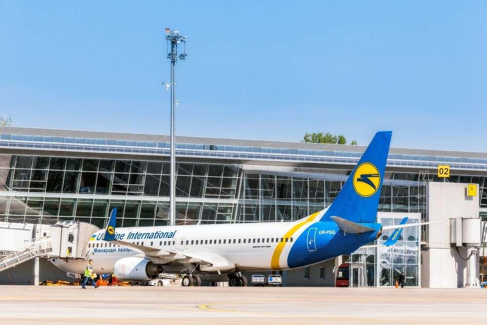 Аэропорты Киева вновь доступны для белорусского туриста